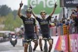 Переможець 6-го етапу Giro d'italia Чавес: «Це просто неймовірно, такого і уявити не міг»