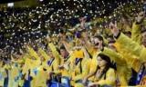 Матч Україна – Хорватія відвідало близько 60 тисяч уболівальників