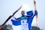 Лижник Нісканен став олімпійським чемпіоном у марафоні на 50 кілометрів