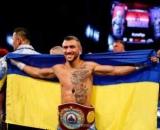 Ломаченко став боксером року за версією НВО