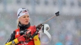 Біатлоністка Гесснер потрапила в заявку збірної Німеччини з лижних гонок