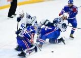 КХЛ. Мінське «Динамо» втретє поспіль обіграло СКА, «Ак Барс» поступився «Сибіру»