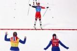 Норвежки виграли лижну естафету, Бйорген стала семикратной олімпійською чемпіонкою