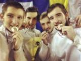 Українські шпажисти отримали нагороду за чесну боротьбу на чемпіонаті світу-2016 в Бурже