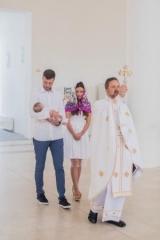 Крестной мамой сына Григория Решетника стала экс-холостячкаЭксклюзив