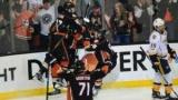 НХЛ: Анахайм сравнял счет в серии с Нэшвиллом