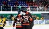 «Кременчук» здобув третю розгромну перемогу в ВХЛ поспіль