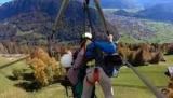 Американець здійснив політ на дельтаплані без страхувальних ременів