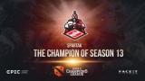 Dota 2. Spartak eSports стали чемпіонами D2CL Season 13