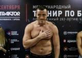 Лебедєв хоче дістати в суперники Усика, Гассієва або Шуменова