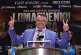 Климас: «Ми ведемо переговори про поєдинок Ломаченко – Бельтрані»