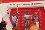 Муффа-Жанде здобув дебютну перемогу і виграв останню комбінацію сезону