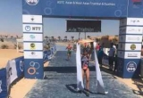 Єлістратова повернулася до змагань і виграла турніри в спринті і дуатлоні