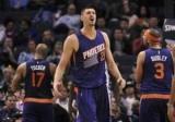 «Фінікс» Льоня восьмий раз поспіль залишився без плей-офф НБА