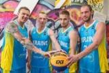 Україна займає друге місце в світовому рейтингу баскетболу 3Х3