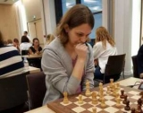 Музичук виграла чемпіонат Європи з швидких шахів