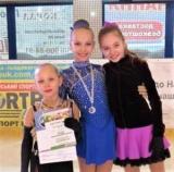 18 богуславских фігуристів стали призерами відкритого чемпіонату