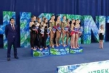 Українські гімнастки виграли дві медалі на Кубку світу в Ташкенті