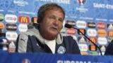 Тренер Словаччини: «Збірна України – це серйозна і сильна команда»